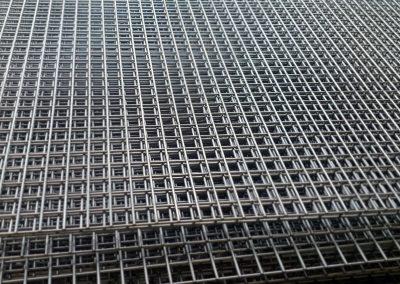 50x50 mesh grill